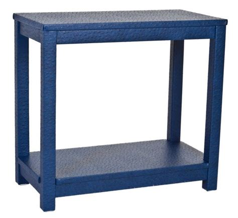 navy blue accent table 60 best images about home regctangular end tables on