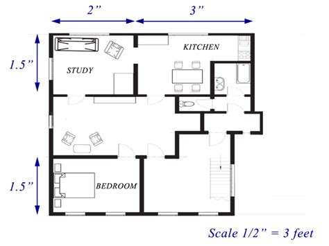 floor plan with scale scale in two dimensions ck 12 foundation draw scale