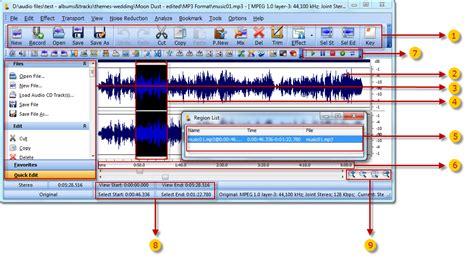 tutorial wave editor superez wave editor audio editing tutorials the