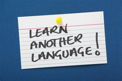 Learning A Second Language seven reasons to learn a second language cca