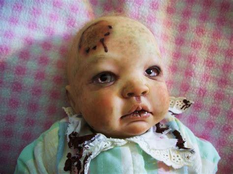 haunted doll walking baby doll reborn haunted prop horror