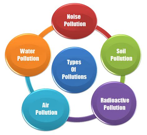 Essay On Different Types Of Pollution In by Introduction To Pollution Essay