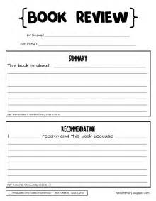 3rd grade book review template informational literacy unit post revised hello literacy