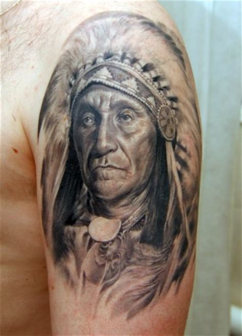 indian warrior tattoo indian indian design flash pictures