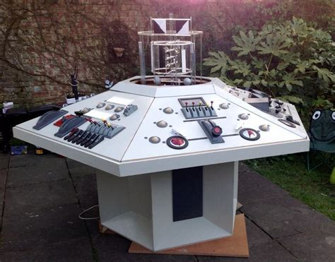 tardis console doctor who 1960s tardis console build doctor who