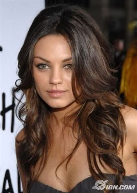 dark hair or light hair for women 40 50 stylish highlighted hairstyles for black hair 2017