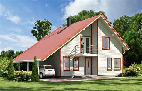 Frame Houses | a frame house plans timber frame houses