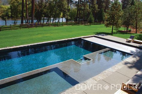 modern swimming pool cover pools automatic pool covers