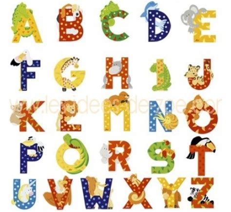 lettere alfabetiche lettres de porte kadolog