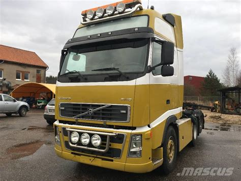 volvo tractor price used volvo fh16 tractor units year 2006 price 24 979