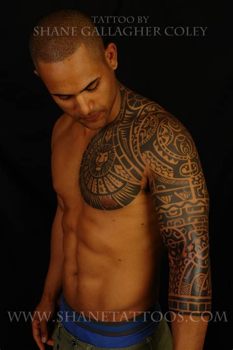 tribal tattoos dated 96 best polynesian tribal and color tattoos images on