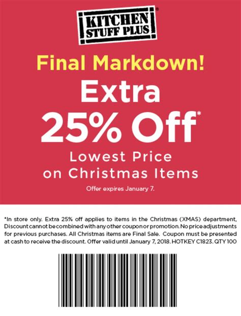 ls plus discount coupons kitchen stuff plus canada coupon save an extra 25 off