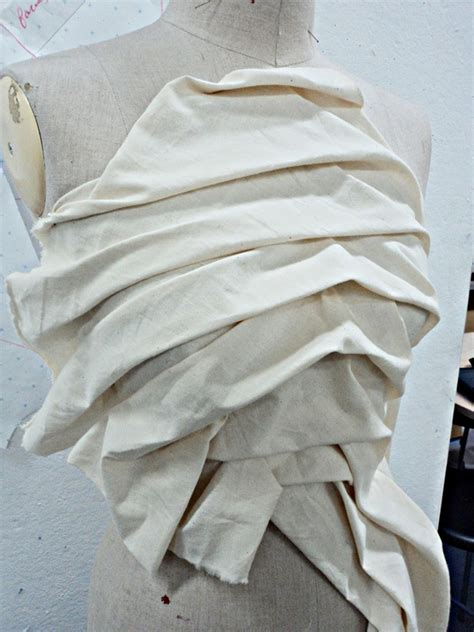 draping fabric draping fabric to create a garment mr march mistler art
