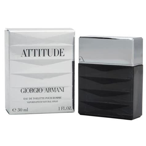 Armanis New Attitude by Giorgio Armani Attitude For Eau De Toilette 30ml