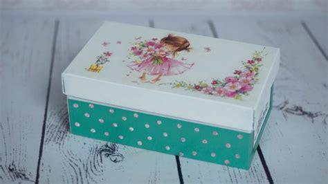 como decorar cajas de carton zapatos c 243 mo decorar cajas de zapatos paso a paso