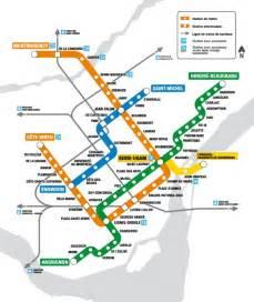 montreal canada metro map montreal metro map plan metro montreal montreal subway map