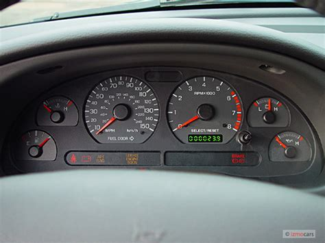 2003 ford focus instrument cluster lights image 2003 ford mustang 2 door convertible gt premium