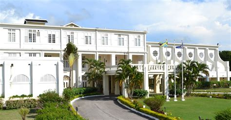 Neoclassical House Plans by King S House Jamaica