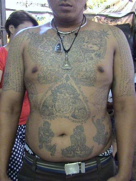 tattoo rules in singapore sak yant thai temple tattoos sak yant buddhist temple