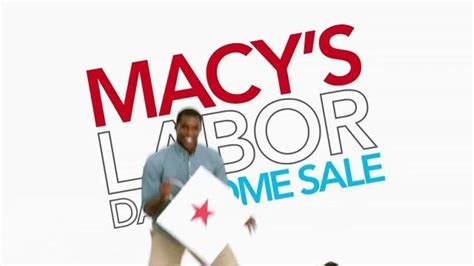 macy s labor day home sale tv spot cookware bedding and