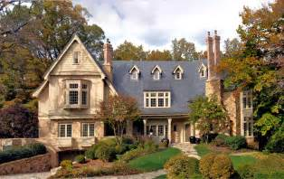 Small French Country Cottage House Plans - tudor style house architectural digest magazine dc architect donald lococo architects