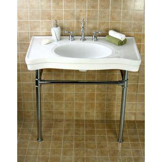 chrome legs for wall mount chrome vintage console legs bathroom leg pedestal