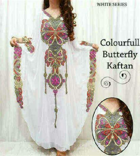 Dress Kaftan Terbaru baju gaun kaftan dress model terbaru cantik dan