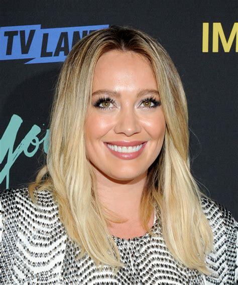 Hilary Duff Hairstyles by Hilary Duff Hairstyles In 2018