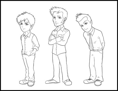 green day mash line art by kelly42fox on deviantart