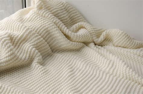 bettdecke stricken min 1pieces 50da24 2 100 cotton knit blanket white cotton