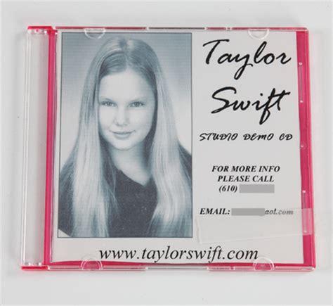 biography taylor swift bahasa indonesia taylors demo cd taylor swift photo 25981148 fanpop