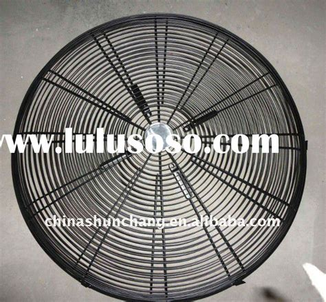 patton industrial fans parts square aluminum industrial fan parts for sale price
