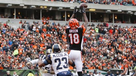 rams dolton dalton finds form as bengals rout rams article tsn