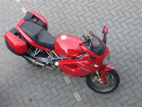Motorrad Ducati St4s by Die Besten 25 Ducati St4 Ideen Auf Ducati 696
