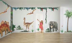 giant jungle wall stickers giant jungle animal wall stickers giant dinosaur wall