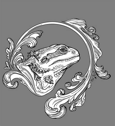 bearded dragon tattoo designs 589 best images on ideas design
