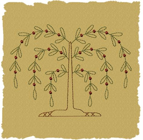 Machine Embroidery Designs For Kitchen Towels by Primitive Machine Embroidery Designs