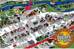 Leavenworth Washington Map by Leavenworth Map Related Keywords Amp Suggestions