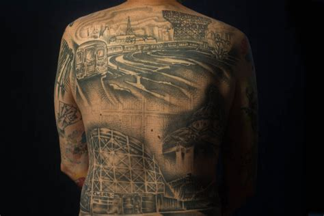 island city tattoos slideshow some of the best nyc themed tattoos from across