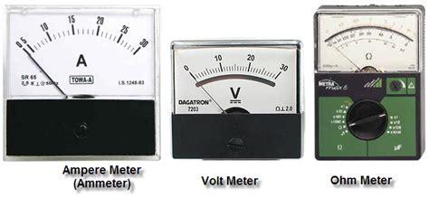 Avo Meter Analog berkenalan dan cara menggunakan avo meter multimeter multitester elang sakti