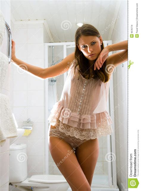 bathroom sexy pic girl stock photo image of attractive body health bend