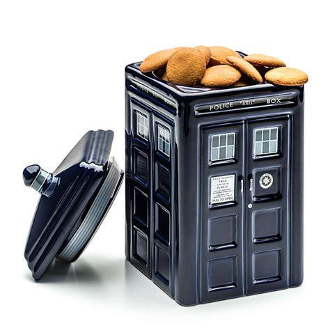 Usb Tardis Complete With Vworp by Doctor Who Tardis Ceramic Cookie Jar Thinkgeek
