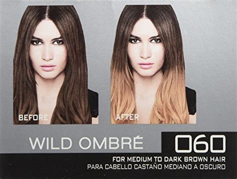 review with before and after photos loreal feria hair review loreal feria wild ombre before and after l oreal