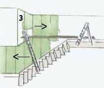 Treppe Tapezieren by Treppen Tapezieren Farbideen Treppe