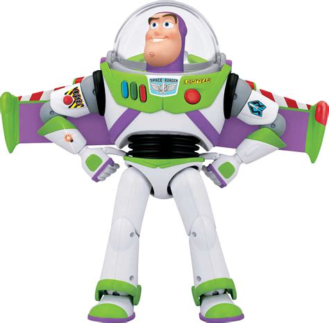 Buzz Lightyear Wall Stickers toy story action figure thinkway toys buzz lightyear 12