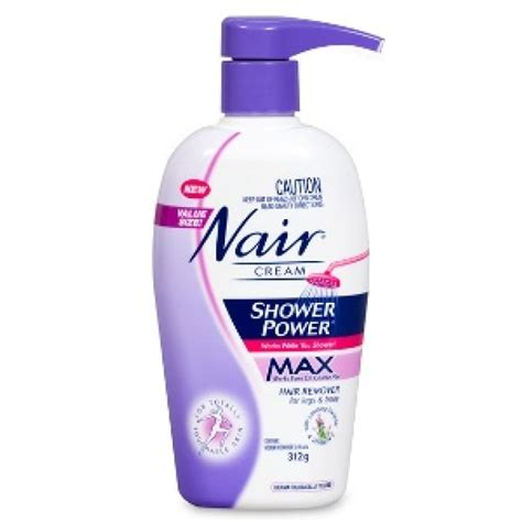 Shower Power by Nair Shower Power Max