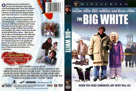 Big Covers The Big White Dvd Scanned Covers 3123big White