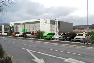 Vauxhall Dealer Bolton Rrg Gets Green Light For Bolton Skoda Dealership