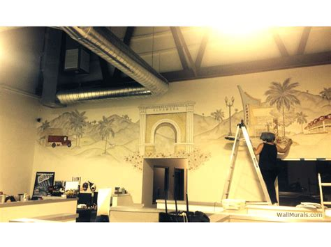 Wall Murals For Office business wall murals examples of wall murals painted in