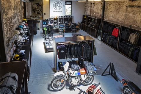 shop visit union garage new york city bike exif